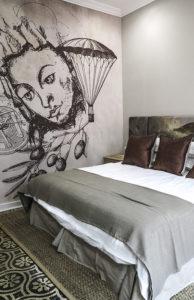 Terrazzo Bedroom