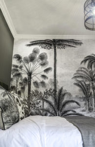 Palm room wall1